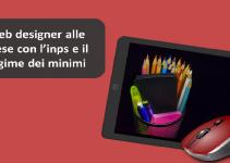 web designer inps e regime dei minimi