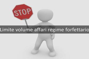 limite volume affari regime forfettario