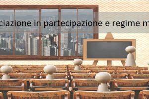 associazione in partecipazione e regime minimi