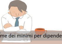 regime dei minimi per dipendenti
