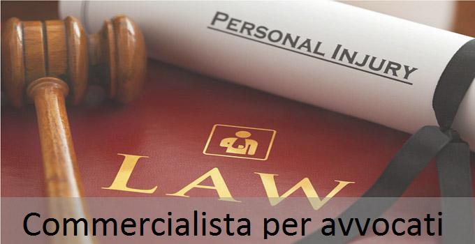 commercialista per avvocati