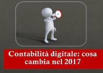 contabilita digitale cosa cambia