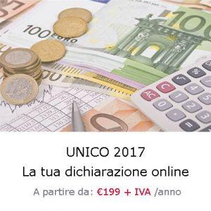 Unico minimi 2017 il servizio per la tua dichiarazione online
