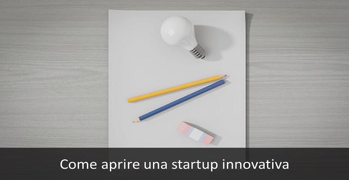come aprire una startup innovativa