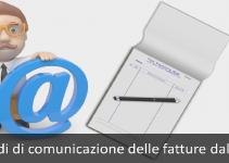 2 -modi di comunicazione delle fatture dal 2017