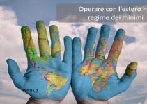 operare con l'estero nel regime dei minimi