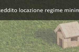 reddito-locazione-regime-minimi