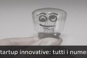 startup innovative tutti i numeri