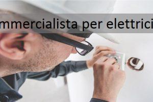 commercialista per elettricista