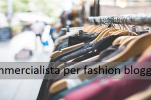 commercialista per fashion blogger