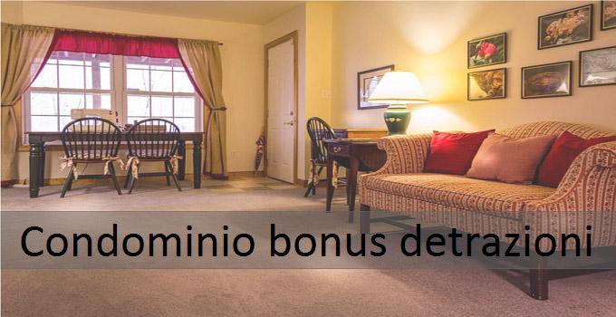 Condominio e comunicazione bonus detrazioni