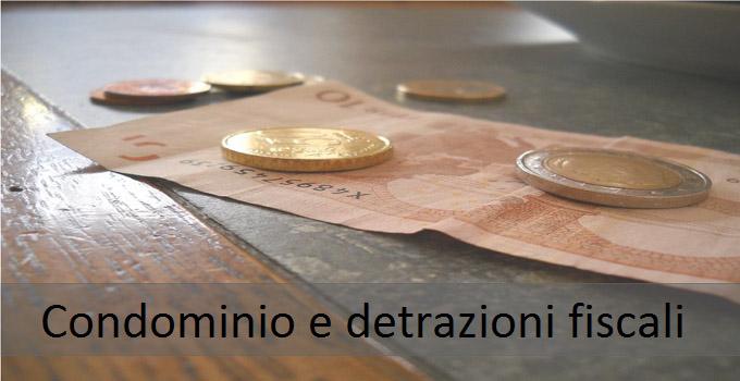 condominio e detrazioni fiscali
