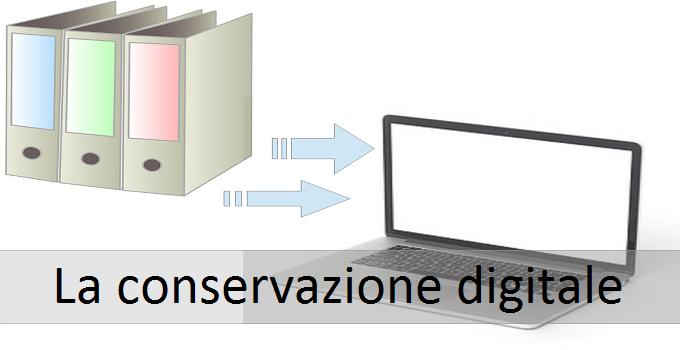 conservazione digitale documenti fatture